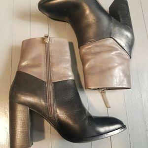 Aldo Heeled Ankle Boots